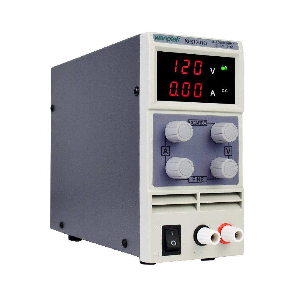 adjustable dc power supply KPS1203D 1202D 1201D dual digital display laboratory power supply regulator 120V 3A 2A 1A 0.1V 0.01A-3
