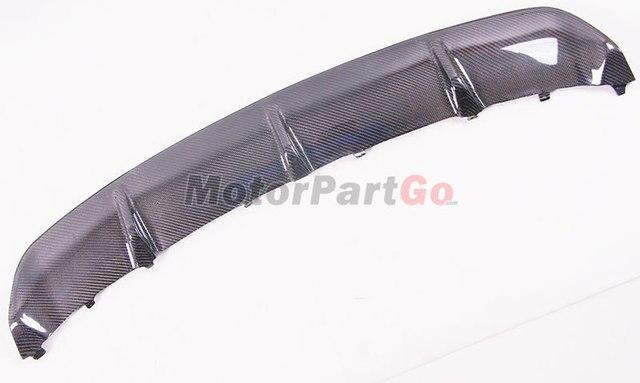 Carbon Fiber Car Rear Bumper Diffuser Lip for Mercedes Benz W117  Sedan 2012-2016 Rear Diffuser Lip   M161 5