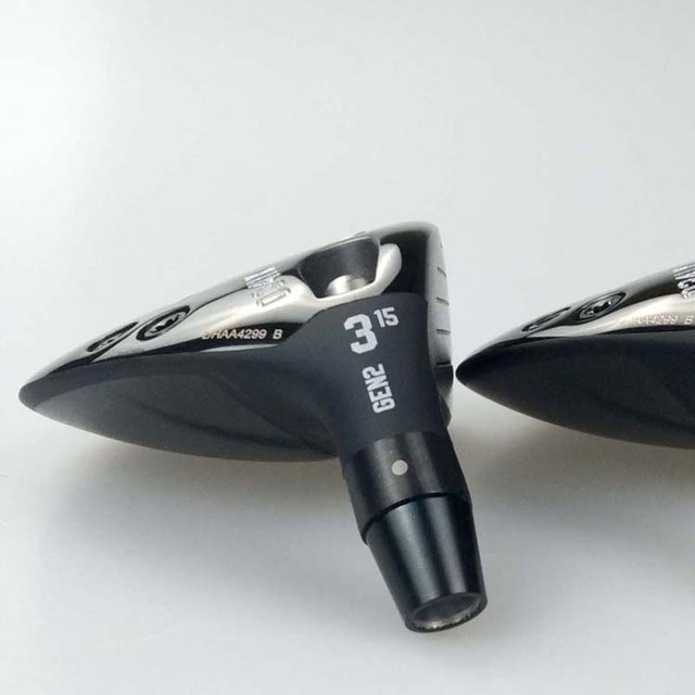 0341X golf clubs gen2 fairway wood 3 and 5 graphite shaft with rod cover