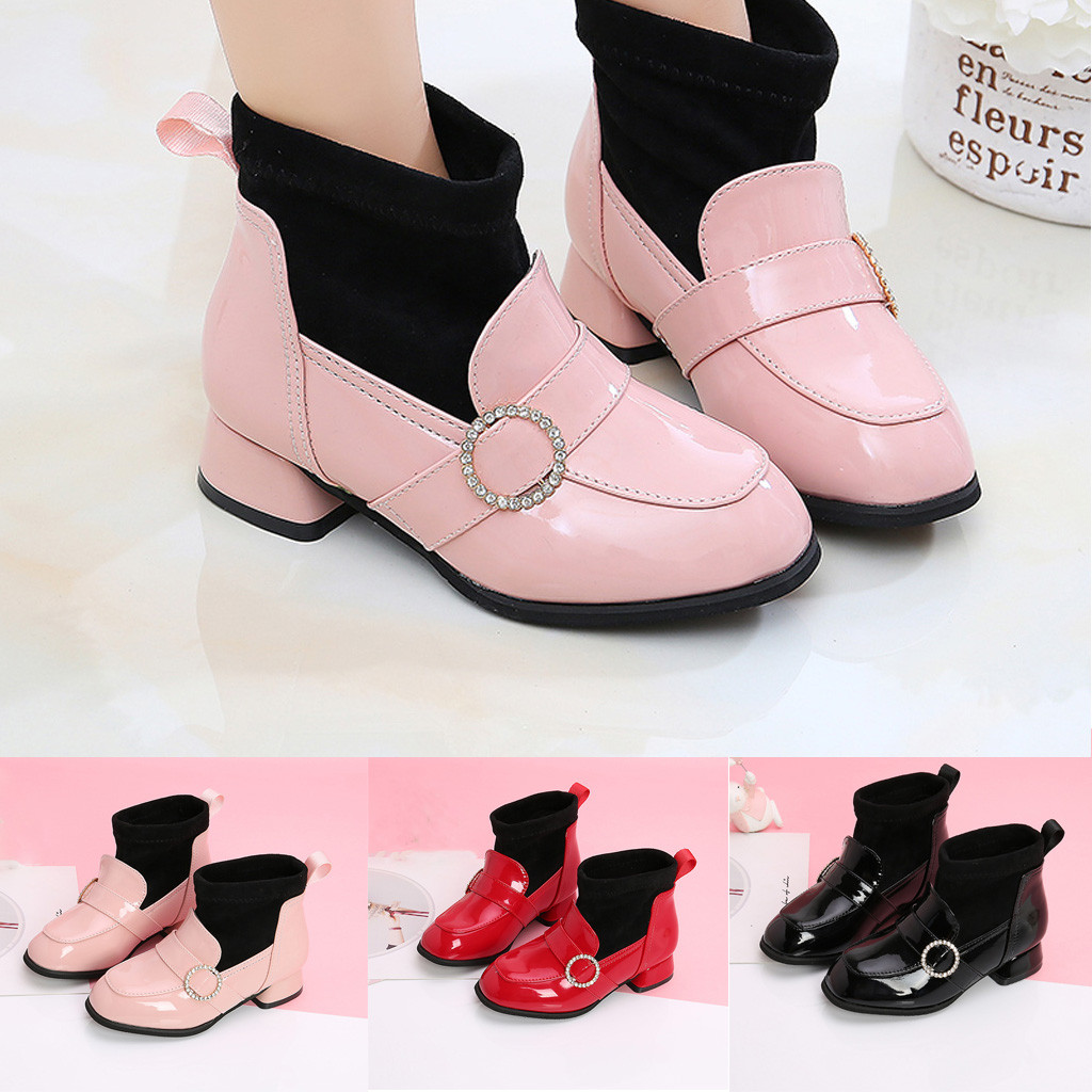 Baby Shoes Boots Winter Toddler Infant Kids Baby Boys Girls Solid Ankle Sport Shoes Boots Infant Kids Booties Обувь детская