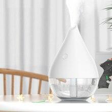 250ML ultrasónico Aroma humidificador de aire difusor de aceite esencial de casa inteligente coche del purificador del atomizador del actualización genial fabricante de la niebla