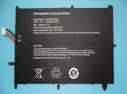 Notizie Batteria del computer portatile per Ponticello Ezbook x4 NV-2874180-2S Smart E17 mt133 Smartbook 133 S EZBOOK X4