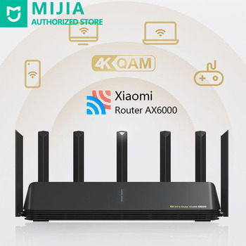 Xiaomi Mi Router AX6000 Wifi6 Enhanced Edition 6 Gigabit Wireless Rate 512Mb Game Accelerator Coverage External Signal Amplifier