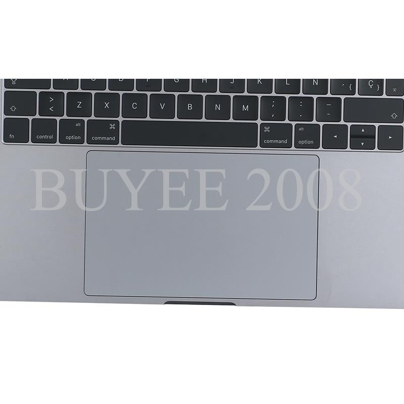 Original genuíno para macbook pro a1707 espanhol