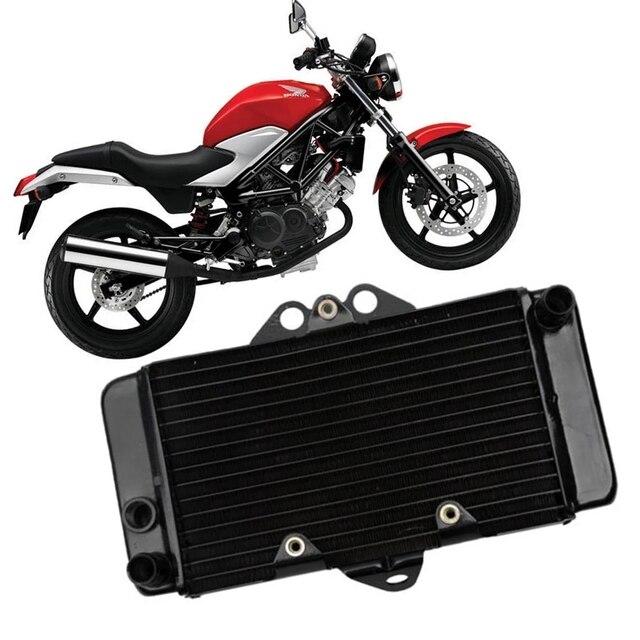 Für Honda VTR250 1997 2007 VTR 250 Motorrad Motor Kühler Aluminium Ersatz wasser Kühlung Kühler