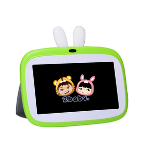 Детские планшеты Veidoo 7 дюймов Кролик Форма Bluetooth двойная камера 2MP Android Wifi корабль Россия планшетный ПК с подставкой