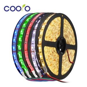 RGB LED Strip Light 5050 SMD 5M 300leds Flexible LED Ribbon Warm White/White/Cold White For Living Room