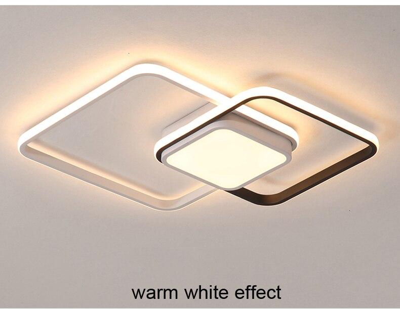 H1ecec1e276374033a3fd645d196e7076C New design LED Ceiling Light For Living room Dining Bedroom luminarias para teto Led Lights For Home lighting fixture modern