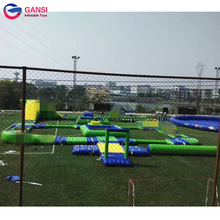 Factory price giant adult cheap inflatable water park kids aqua park sport games equipment portable water park for sale inflatable floating water game cheap inflatable water park for sale