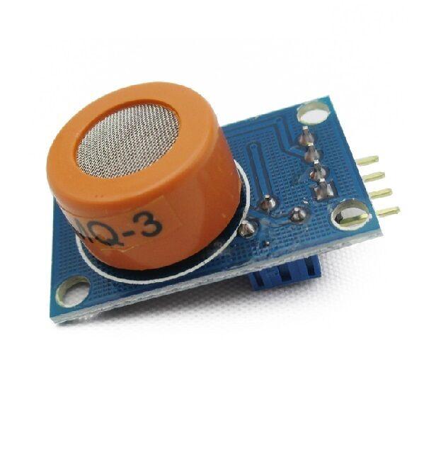 MQ-3 Alcohol Ethanol Sensor Breath Gas Detector Ethanol Detection For Arduino