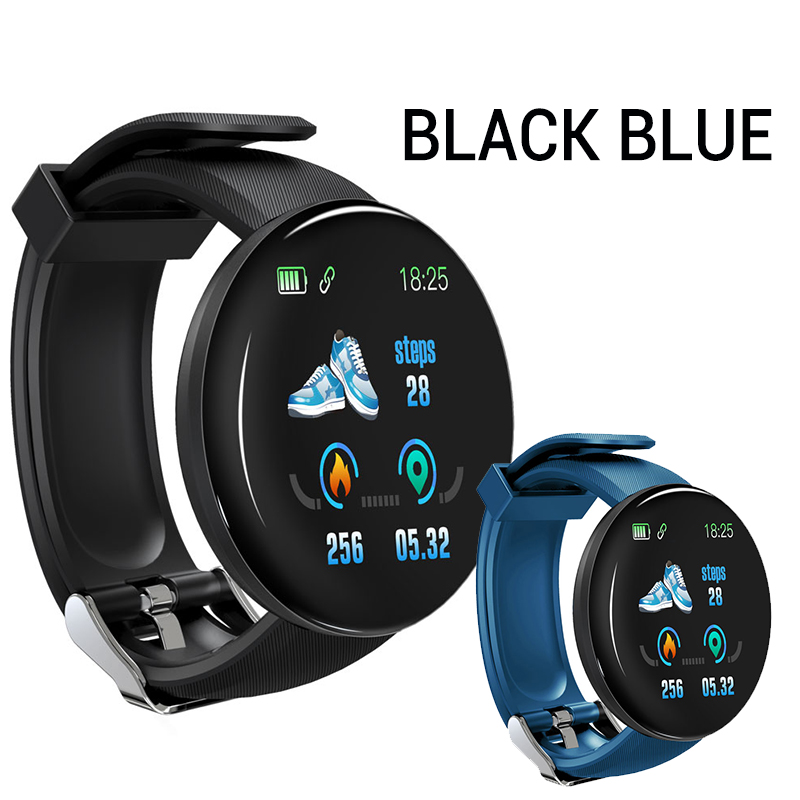 hembeer D13 Fitness Watches Smart Watch Heart Rate Monitor Blood Pressure Monitor for ios Android Iphone phone 5