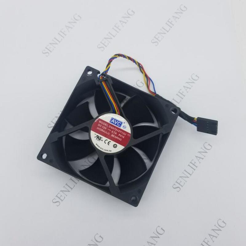 For Dell INSPIRON 3650 Cooling Fan  0XG27M XG27M DS07015T12U P018 12v 0.7A