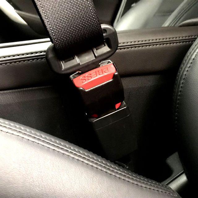 Clip para cinturón de seguridad de coche extensor para Nissan Almera Renault Clio Dacia Logan Megane Espace Kangoo Duster Twingo