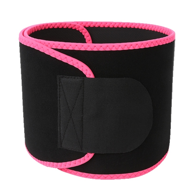 Weight Loss  Waist Trimmer Belt Sweat Band Wrap Fat Tummy Stomach Sauna Sweat Belt body shaper Sport Safe Accessories