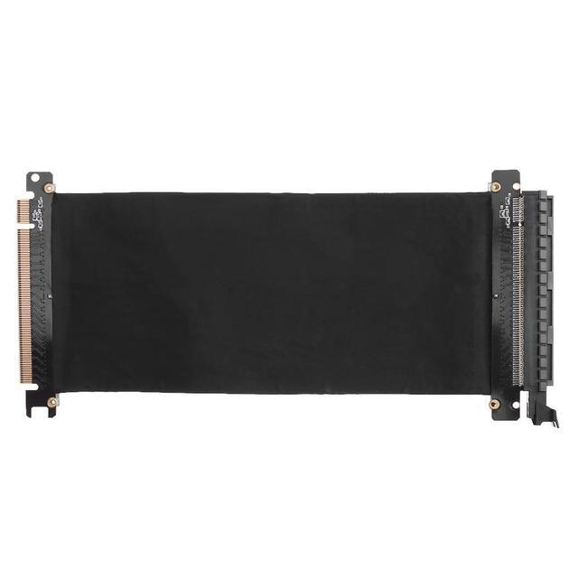 Câble dextension PCI Express 16x Flexible haute vitesse 24cm, adaptateur de Port, carte graphique Riser, carte vidéo pour IPC chassi