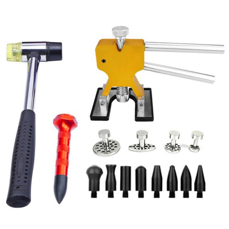 GTBL Tools Paintless Dent Removal Dent Removal Paintless Dent Puller Auto Repair Tool Glue Tabs Hail Repair Tools Type-3