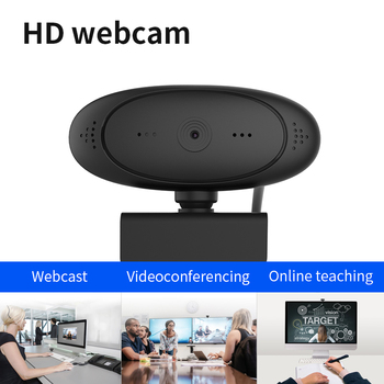 Hot Sale Auto Focus Webcam 1080P HD USB Camera Built-in Noise Cancel Microphone Portable Web Camera For PC Laptop Video Call