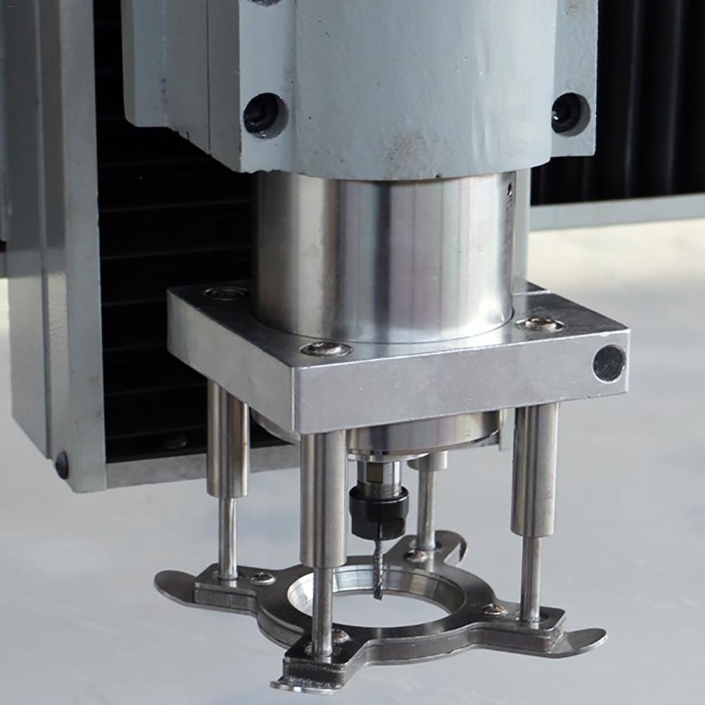 Neue 65mm 80MM 100mm CNC Computer Gravur Maschine Auto Druck Platte Holzbearbeitung Gravur Maschine Spindel Automatische Platte