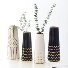 Vase Decoration Dining-Table Living-Room Modern Luxury Light