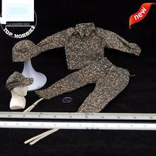 Масштаб 1/6 военная немецкая армия Второй мировой войны куртка