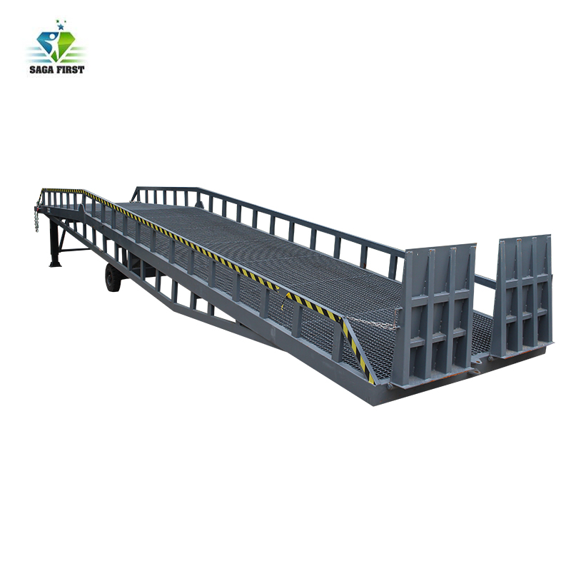 Cheap Mobile Hydraulic Platform Ground Access Ramp