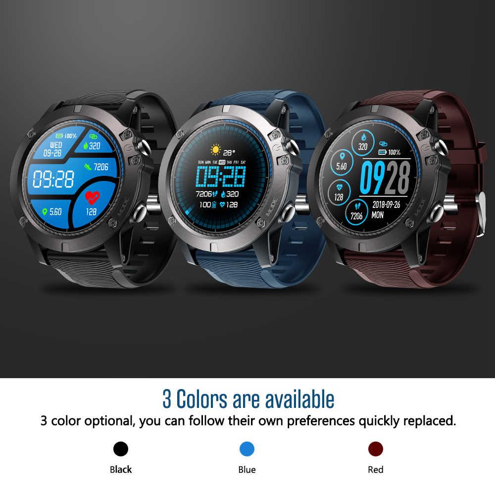 VIBE 3 PRO умные часы с сенсорным экраном подключение приложения водонепроницаемый монитор сердечного ритма отслеживание на весь день спортивный пульт дистанционного управления для IOS и Android