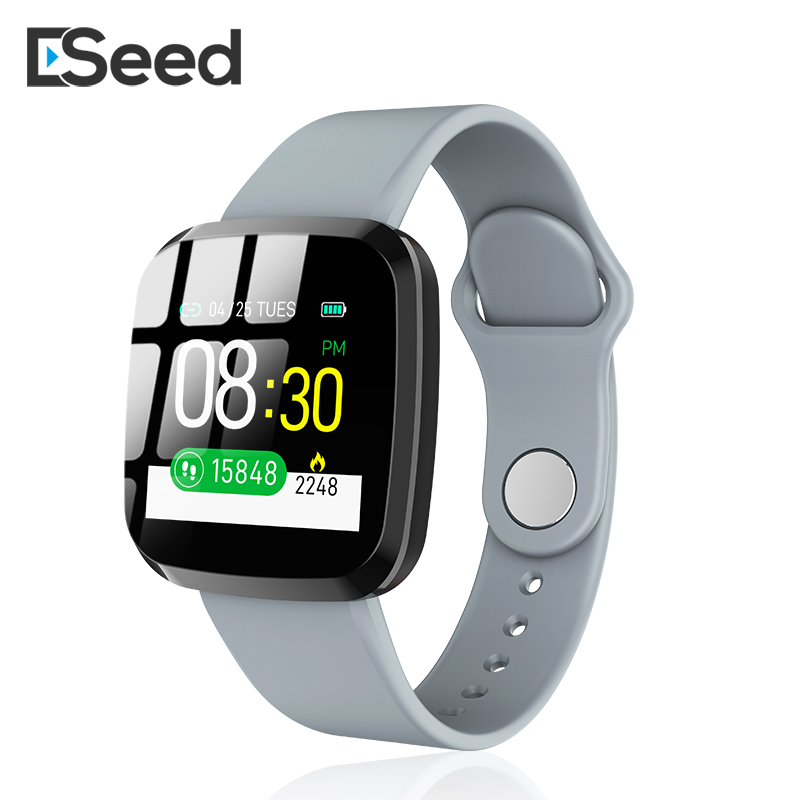Eseed <font><b>P3</b></font> <font><b>Smart</b></font> <font><b>watch</b></font> men IP68 waterproof 30 days long standby 1.3inch screen heart rete blood pressure for android ios image