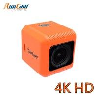 Runcam 5 Ultra Licht 56g 4K HD FPV Action Kamera 145 grad FOV Gebaut-In 900mAh batterie für FPV Racing Freestyle Cinewhoop Drohnen