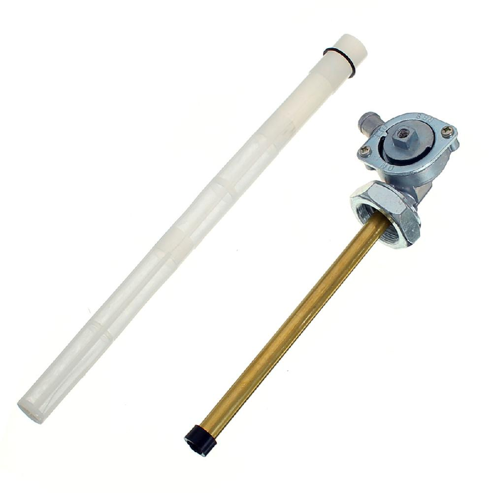 HiMISS Motorcycle Gas Petcock Fuel Tap Valve Switch for Honda CBR600F1 VLX600 CBR600 Exhaust & Exhaust Systems     - title=