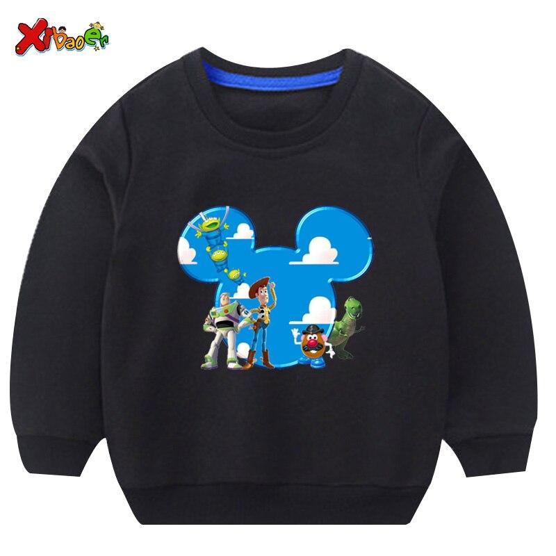 Toddler Kids Boy/&Girl Top Cartoon Animal Long Sleeve Sweatshirt Pullover Tops