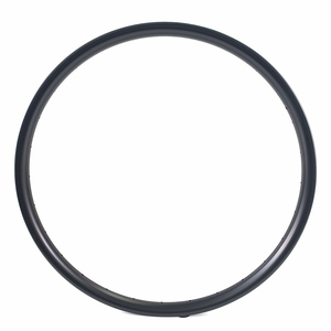 Image 2 - 29er MTB Carbon Rim Light Weight 380g 36mm Wider Tubeless Ready For XC Cross Country Mountain Bike Hookless Asymmetric Rims