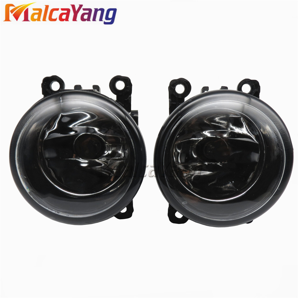 2pcs For OPEL Agila B Signum Tigra Twntop Vectra C Zafira A/B CORSA D MOVANO Car styling Fog <font><b>lights</b></font> General halogen lamps image