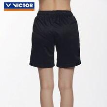 Штаны для бадминтона VICTOR дышащие быстросохнущие Слаксы для мужчин и женщин тренировочные матч Спортивная одежда для бега 3196