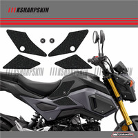 ADESIVI 3D Sticker Decal Emblem Protector Tank Pad Tank grip For HONDA 17 18 GROM 2017 2018 MSX 125