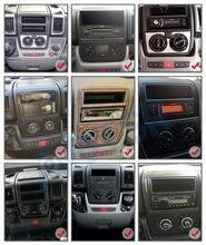 Android 10,0 PX6 4 + 64GB auto DVD player Gebaut-in DSP Auto multimedia Radio Für Fiat Ducato 2006-2019 CITROEN Jumper GPS Navigation