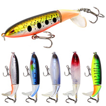 Fishing Lures for Bass 3.5 2-Joint Fishing Lure 70mm 8g 3D Eyes Crankbait wobbler Artificial Plastic Hard Bait Fishing Tackle 1pc 70mm 9g ocean lure fishing artificial pencil bait wobbler lipless bass baits pesca 3d eyes sea fishing lures crankbait sea