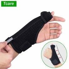 Tcare 1 pezzo Thumb Up Tunnel carpale tutore da polso, supporto per stecca da polso ottimo per tenosinovite digitando polso pollice dolore artrite