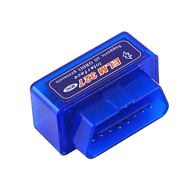 ELM327 Bluetooth V1.5 PIC18F25K80 ELM327 OBD2 Scanner ELM 327 Bluetooth Android/PC ELM 327 OBD2 Bluetooth Adapter ELM327 V1.5 3