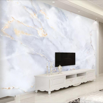 Custom wallpaper mural 3D-8D wall covering landscape artistic conception Nordic marble texture interior wall decoration painting interior landscape