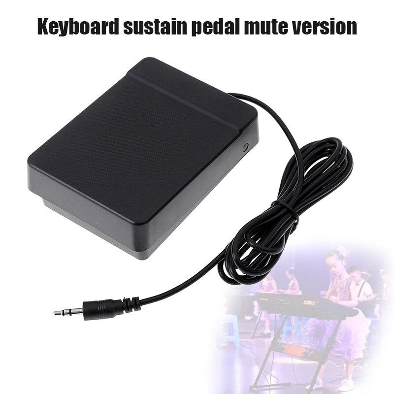 Foot-Pedal-Controller-Schalter für elektronische Keyboard Piano Guitar  ^
