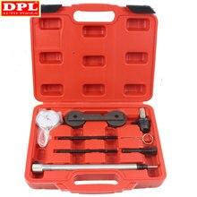 High quality T10171A Engine Timing Tool For VW AUDI 1.4/1.6FSi 1.4 TSi 1.2TFSi/FSi Inc Dial Gauge Tdc + Locking Tools