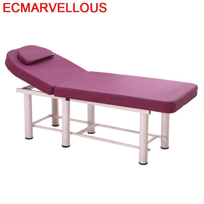 De Massagem Beauty Lettino Massaggio Foldable Cama Mueble Tattoo Table Salon Chair Folding Camilla Masaje Plegable Massage Bed