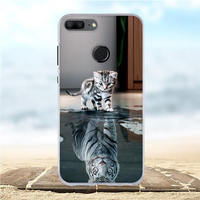 soft tpu Silicone phone Case For huawei honor 9 honor 9 lite cases soft TPU Phone Back cover full 360 Protective shell new design (2)