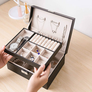 Jewelry Storage Box Earring Je