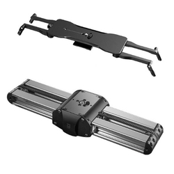 Für Micro-2 Professionelle Kamera Slider Track Dolly Slider Schiene System Tragbare Mini Reise Video Slider mit Easylock für DSLR B