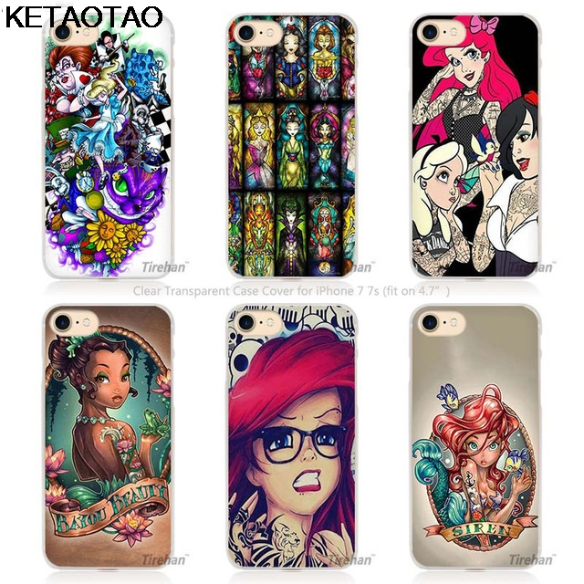 Tattooed Mermaids iPhone 11 case
