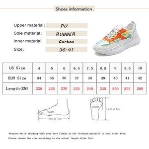 Image 5 - Mbr Kracht Mode Chunky Sneakers Vrouwen Schoenen Flat Sneakers Lace Up Casual Schoenen Dikke Schoen Vrouwen Sneakers