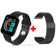 Led Digital Watch Children WristWatch Bluetooth Kids Electro