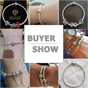 Image 5 - Authentische 100% 925 Sterling Silber Grundlegende Schlange Kette Armband & Armreifen Modeschmuck WEUS902