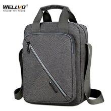 Waterdichte Schoudertassen Grote Capaciteit Business Casual Messenger Bags Handtassen Mini Aktetas Voor Mannen 2020 Hot Sales XA500ZC